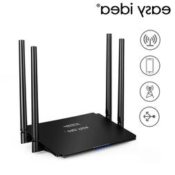 WiFi <font><b>Router</b></font> AC 1200Mbps Wireless <font><