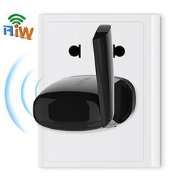 Wifi Range Extender Repeater,Wavlink N300 Mini Router Wirele