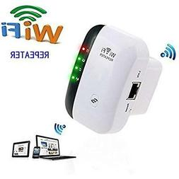 FDG WiFi Range Extender Repeater Amplifier 300Mbps Wireless-