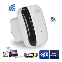 wifi range extender wireless repeater