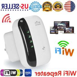 WIFI Repeater Mini Router AP 2,4GHz WLAN 802.11n Extender Re