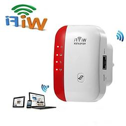 Ameky WiFi Repeater 300Mbps Range Extender Wireless Network