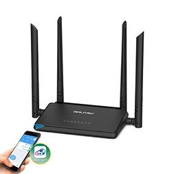 MECO WiFi Router, N300 Wireless Wi-Fi Router with Smart APP