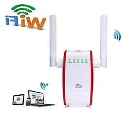 Ameky 300Mbps WiFi Router Long Range Extender Wireless Repea