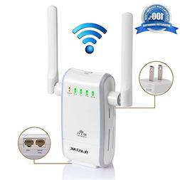 300Mbps Wifi Router Repeater Mini Portable Wireless Range Ex