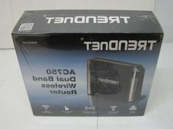 TRENDnet Wireless AC750 Dual Band Router, 733 Mbps Total Wir