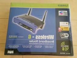 wireless g broadband router all in one