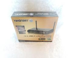 TRENDnet Wireless N 300 Mbps ADSL 2/2+ Modem Router, TEW-658