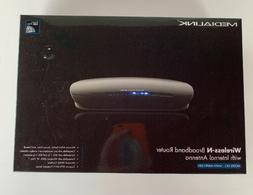 Medialink Wireless-N Broadband Router 150 Mbps 802.11b/g/n M