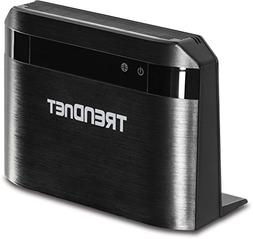 TRENDnet Wireless N 300 Mbps Open Source Home Router, TEW-