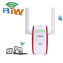Wireless Router,URANT 300Mbps Wifi Router Network Extender D