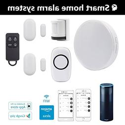 Wireless Smart Home Alarm System Anti-theft Siren, Multi-fun