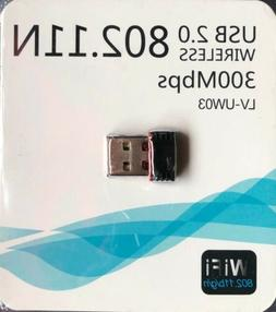 Wireless USB WiFi Adapter Dongle Network LAN Card 802.11b/g/