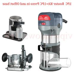 Woodworking Variable-Speed Router Compact Kit 10000~32000RPM