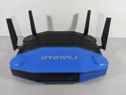 Linksys WRT1900AC 1300 Mbps 4 Port Dual-Band Wi-Fi Router -