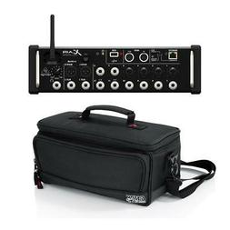 Behringer X Air XR12 12-Input Digital Mixer with Gator Cases