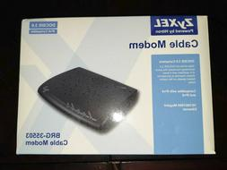 Zyxel BRG-35503 HITRON DOCSIS 3.0 CABLE MODEM / NEW / Sealed